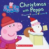 Neville Astley Christmas With Peppa (peppa Pig Board Book)