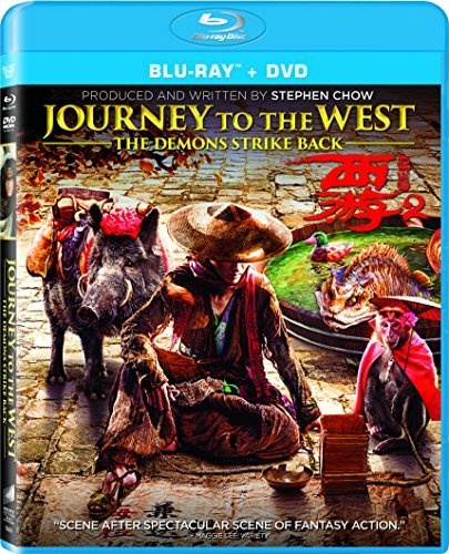 Journey To The West The Demons Strike Back Journey To The West The Demons Strike Back Blu Ray DVD Pg13