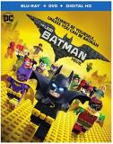 Lego Batman Movie Lego Batman Movie Blu Ray DVD Dc Pg