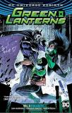 Sam Humphries Green Lanterns Vol. 3 Polarity (rebirth)