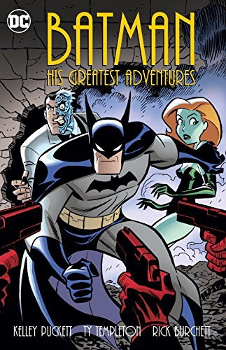 Various Batman His Greatest Adventures