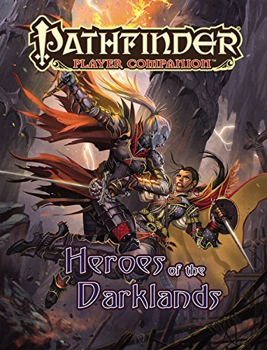 Paizo Staff Pathfinder Player Companion Heroes Of The Darklands