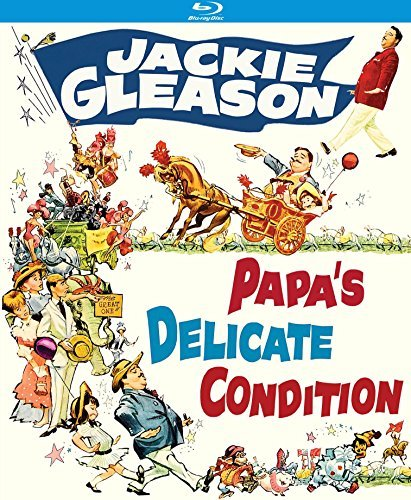 Papa's Delicate Condition Gleason Johns Blu Ray Nr