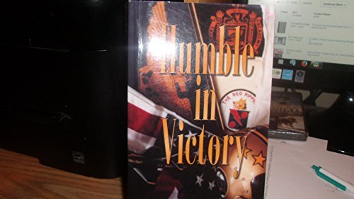 Peter B. Booth Humble In Victory