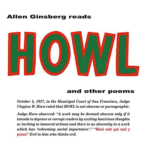 Allen Ginsberg Allen Ginsberg Reads Howl & Other Poems Lp