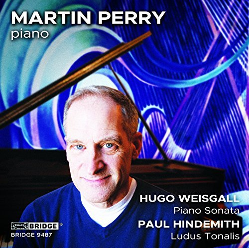 Weisgall Hindemith Perry Title Martin Perry Performs H
