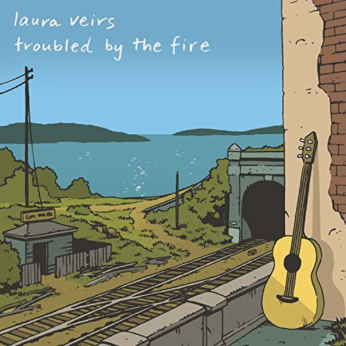 Laura Veirs Troubled By The Fire Lp 140g W Dl