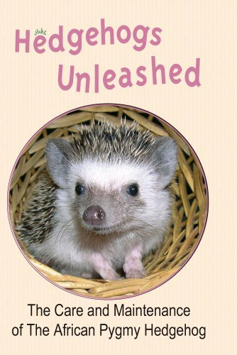 Hedgehogs Unleashed The Care & Maintenance Of The African Pygmy Hedgehog