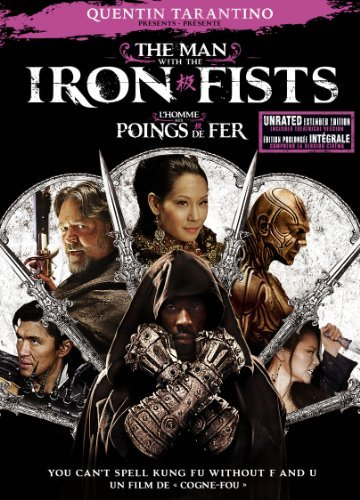 The Man With The Iron Fists (poings De Fer) Crowe Liu