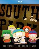 South Park Season 20 Blu Ray