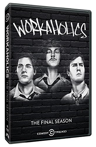 Workaholics Season 7 Final Season DVD