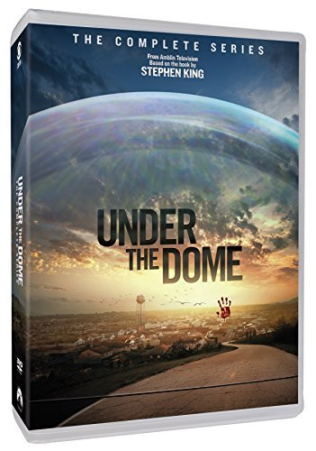 Under The Dome The Complete Series DVD