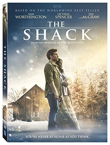 The Shack Worthington Spencer DVD Pg13