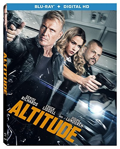 Altitude Lundgren Richards Liddell Blu Ray Dc R