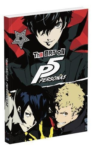 Prima Games The Art Of Persona 5