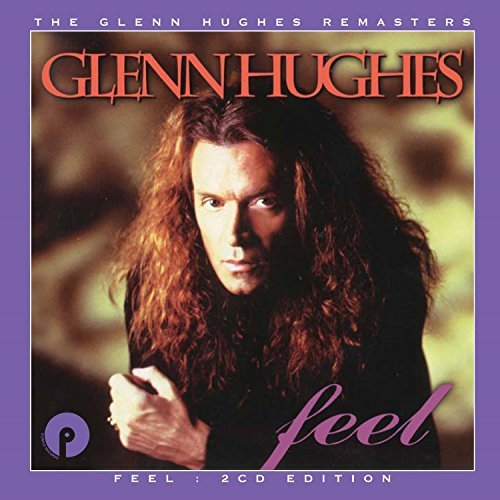 Glenn Hughes Feel Remastered & Expanded Ed Import Gbr Remastered Expanded