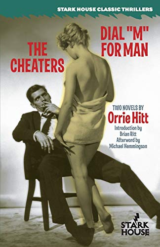 Orrie Hitt The Cheaters Dial M For Man