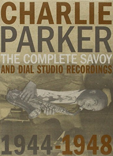 Charlie Parker Complete Savoy & Dial 8 CD