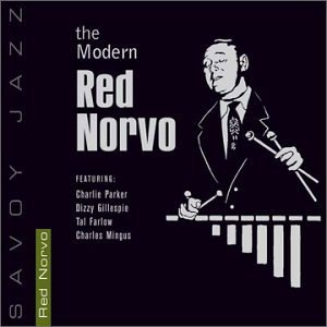 Norvo Red Modern Red Norvo Feat. Parker Gillespie 2 CD Set