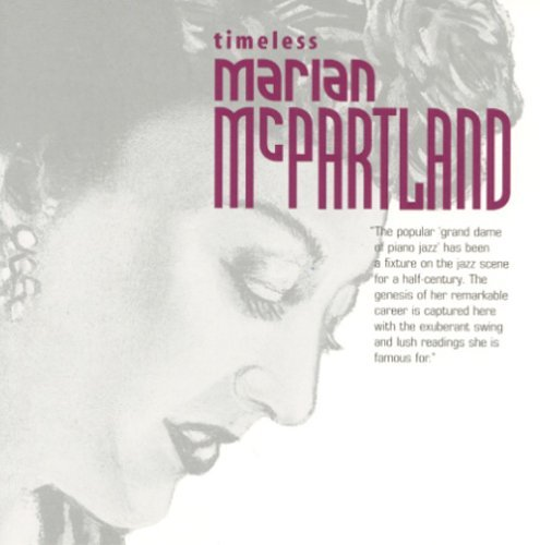 Marian Mcpartland Timeless Remastered Timeless