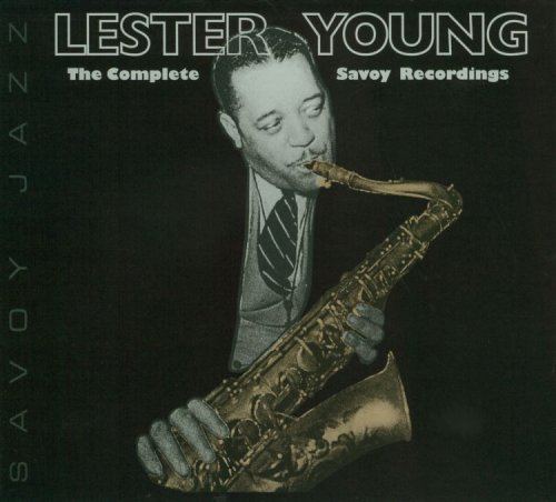 Lester Young Complete Savoy Recordings 2 CD