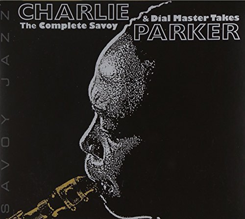 Charlie Parker Savoy Master Takes 3 CD