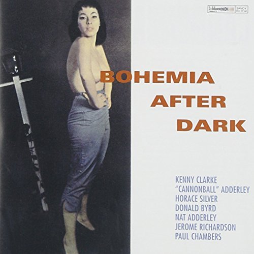 Cannonball Adderley Bohemia After Dark