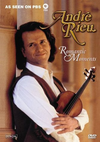 Andre Rieu Romantic Moments Rieu (vn)