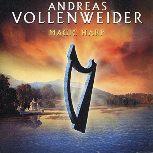 Andreas Vollenweider Magic Harp Incl. Bonus DVD