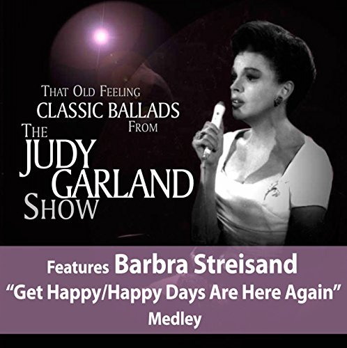 Judy Garland That Old Feeling Classic Balla Incl. Bonus Tracks