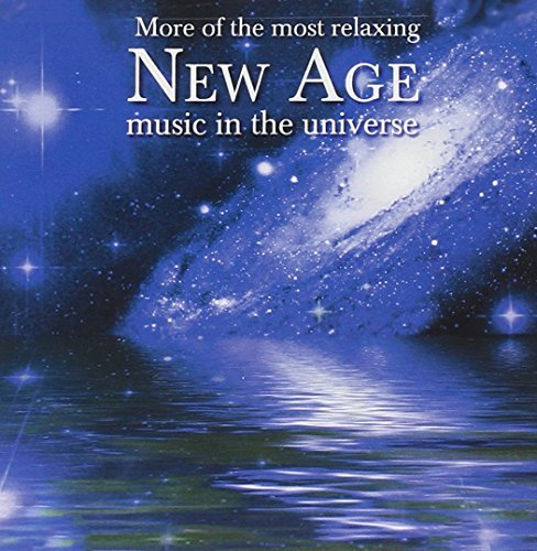 Most Relaxing New Age Music In More Of The Most Relaxing New 2 CD