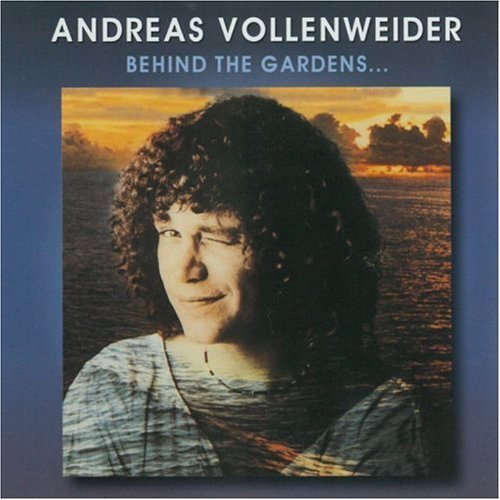 Andreas Vollenweider Behind The Garden Enhanced CD Remastered Incl. Bonus Tracks