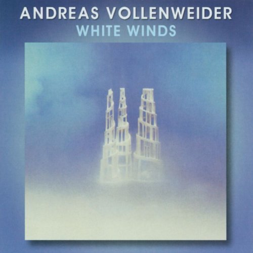 Andreas Vollenweider White Winds Enhanced CD