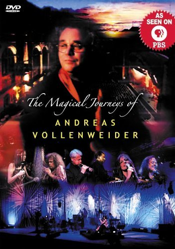 Andreas Vollenweider Magical Journeys Of Andreas Vo