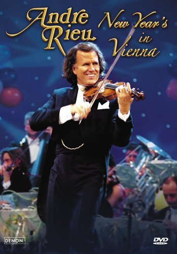 Andre Rieu New Year's In Vienna