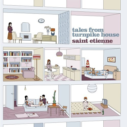 Saint Etienne Tales From Turnpike House Incl. Bonus CD