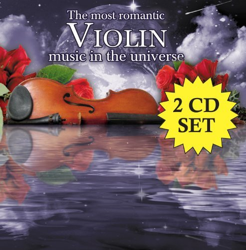 Most Romantic Violin Music In Most Romantic Violin Music In 2 CD