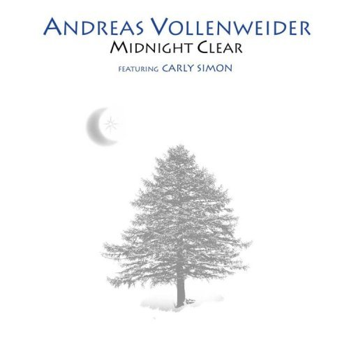 Andreas Vollenweider Midnight Clear Feat. Carly Simon