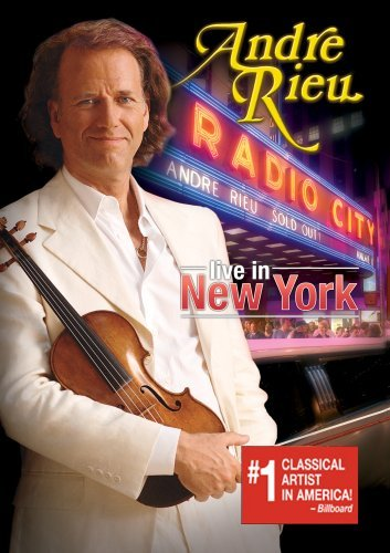 Andre Rieu Radio City Music Hall Live In