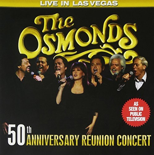 Osmonds Live In Las Vegas 50th Anniver