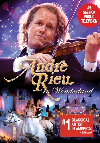 Andre Rieu Andre Rieu In Wonderland Incl. Bonus CD