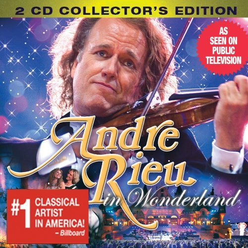 Andre Rieu In Wonderland Coll. Ed. 2 CD