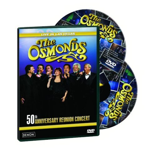 Osmonds Live In Las Vegas 50th Anniver 2 DVD
