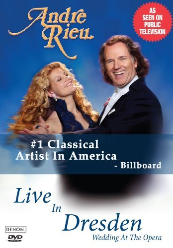 Andre Rieu Live From Dresden Wedding At T