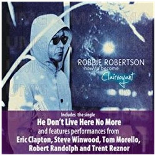 Robbie Robertson How To Be Clairvoyant 2 Lp