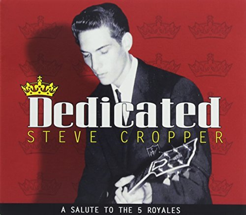 Steve Cropper Dedicated A Salute To The 5 R