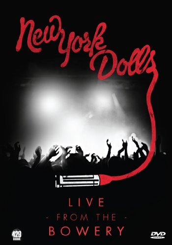 New York Dolls Live At The Bowery Live At The Bowery