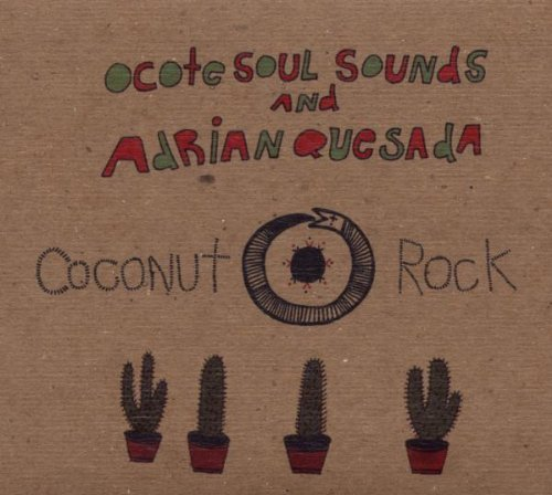 Ocote Soul Sounds Coconut Rock