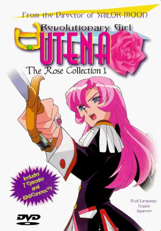 Revolutionary Girl Utena Rose Collection 1 Clr St Jpn Lng Eng Dub Sub Nr