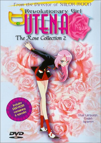 Revolutionary Girl Utena Rose Collection 2 Clr Mult Lng Eng Sub Nr